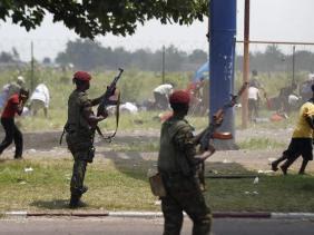 RD Congo : sept morts dans des violences au siège d'un parti de l'opposition