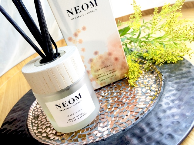 Neom Reed Diffuser in Happiness