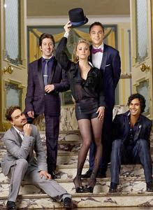 The Big Bang Theory temporada 7