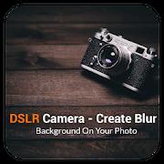 DSLR Photo Camera - Blur Background