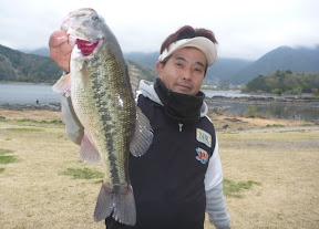 第4位 清水健プロ 1本 1,380g