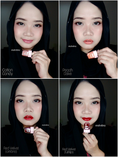 la-tulipe-cosmetiques-lip-tint-cotton-candy-peach-cake-red-velvet-review-esybabsy