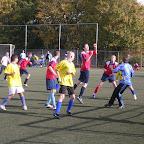 Beelden van de finale tussen de Compagnie (Heerenveen )en het Comenius College (Leeuwarden) Eindstand 0-1