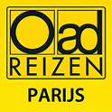 Stadsgids Parijs App OAD Reizen voor Android, iPhone en iPad