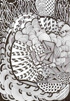 544 Zentangle Path