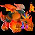 Dragón Lava Oculta   Hidden Lava Dragon