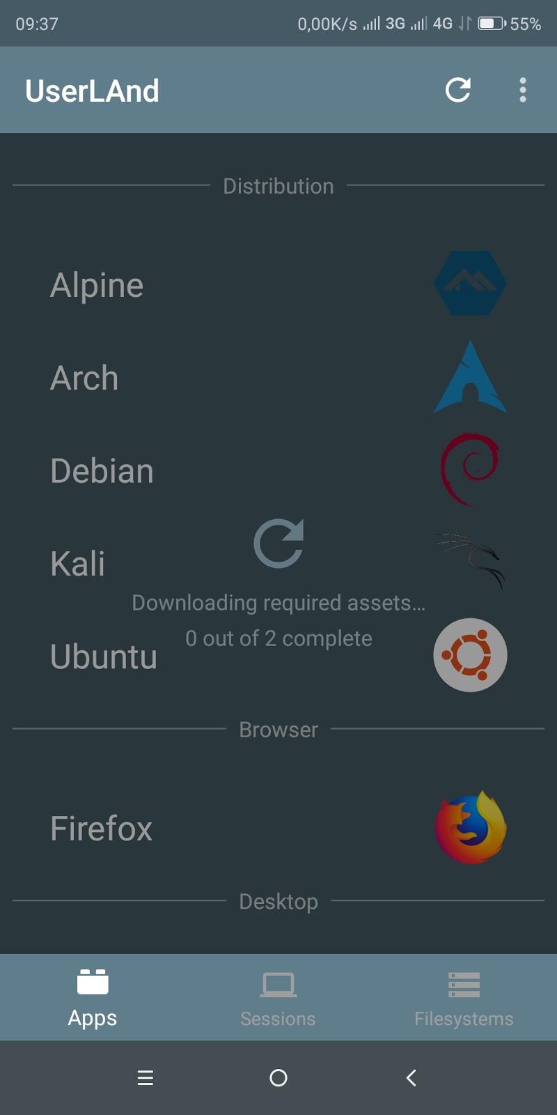 Cara Menginstal Tools Linux di Android Tanpa Termux (TANPA ROOT)