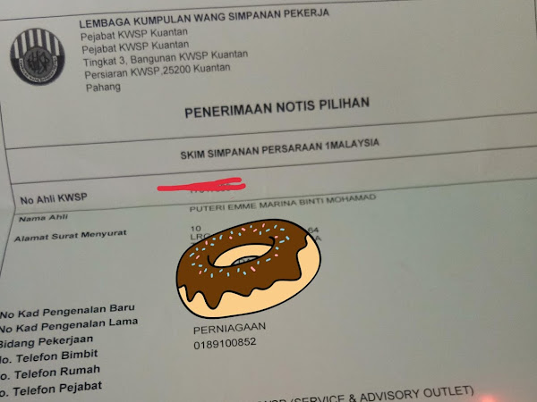 Skim Simpanan Persaraan 1 Malaysia. Berita Baik buat Semua Peniaga dan yang Bekerja Sendiri.