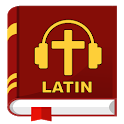 Audio Bible in Latin free without internet icon