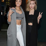 OIC - ENTSIMAGES.COM - Shereen Cutkelvin  and Asami Zdrenka at the Oasis and Victoria & Albert Museum - collection launch party London 20th April 2015  Photo Mobis Photos/OIC 0203 174 1069
