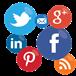 Wilson Pádel en redes sociales