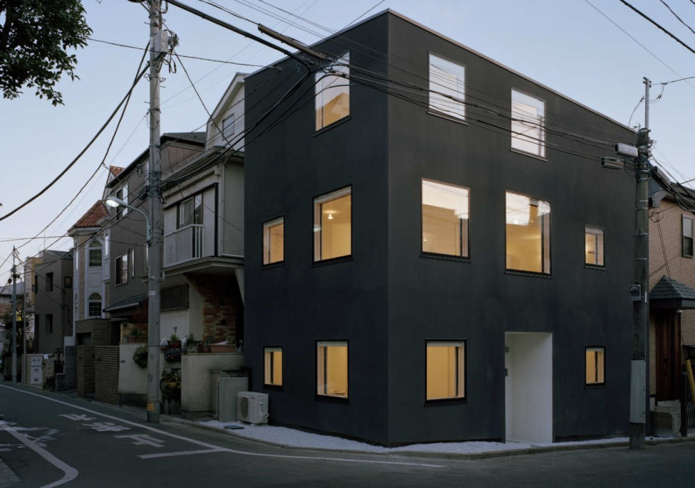 YNH design by yujin HIRASE + yHa architects