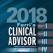 "Ferri's Clinical Advisor ""5 books in 1"" Format"