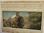 1929:  General Gorostieta killed
