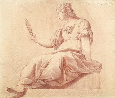 Allegoria della Prudenza, XVIII secolo