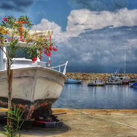by Heather Aplin - Transportation Boats (  )