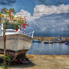by Heather Aplin - Transportation Boats (  )