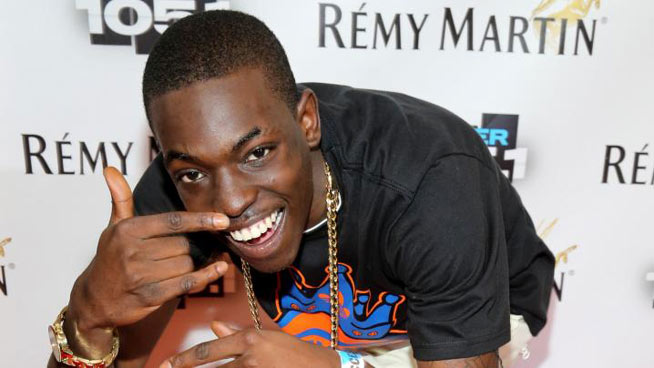 Bobby Shmurda Released From Prison, Goes Home In A Private Jet Filled With Women (Video)
