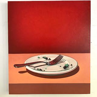 Tom Gregg Signed Oil Painting