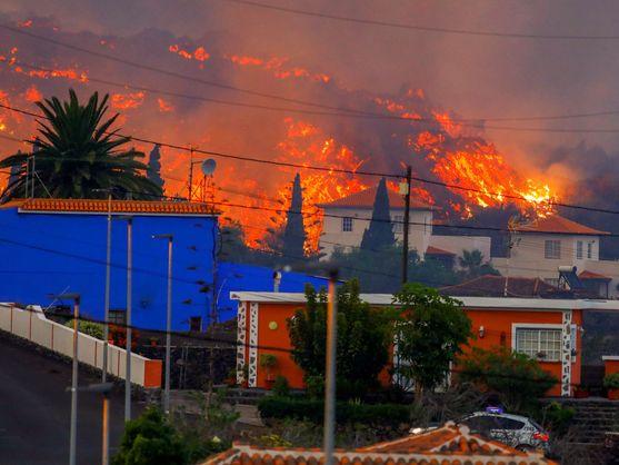 España: Más de 5.000 personas han sido evacuadas por Volcán Cumbre Vieja