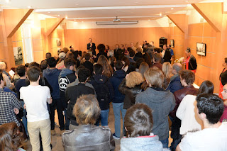 Mairie de Sèvres - Remise des cartes d'électeurs