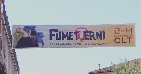 #Fumetterni2016 in (7) Pillole