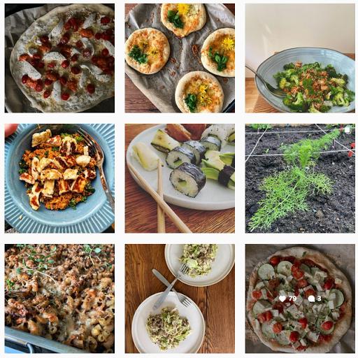 Soupzblogi Instagramissa