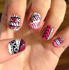 colorful acrylic nail art designs 2015  styles 7