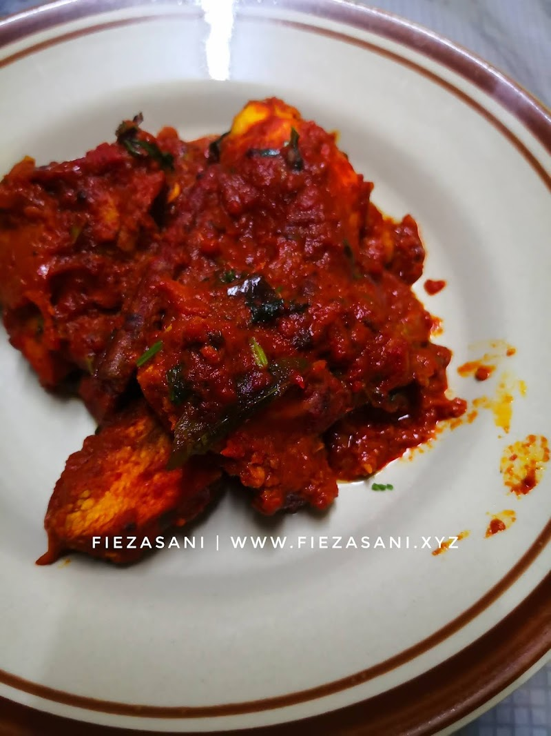 Dapur FiezaSani | Resipi Chicken Peratal