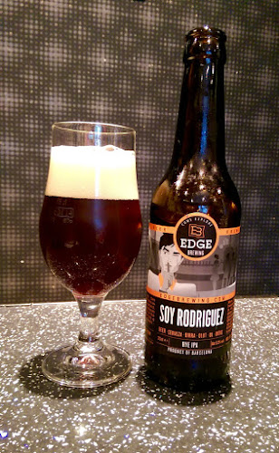 #beersofeuro2016, Spanish beers, Soy Rodriguez, Edhpge Brewing Barcelona, Gerry's Kitchen
