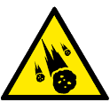 Warning Meteorite! icon