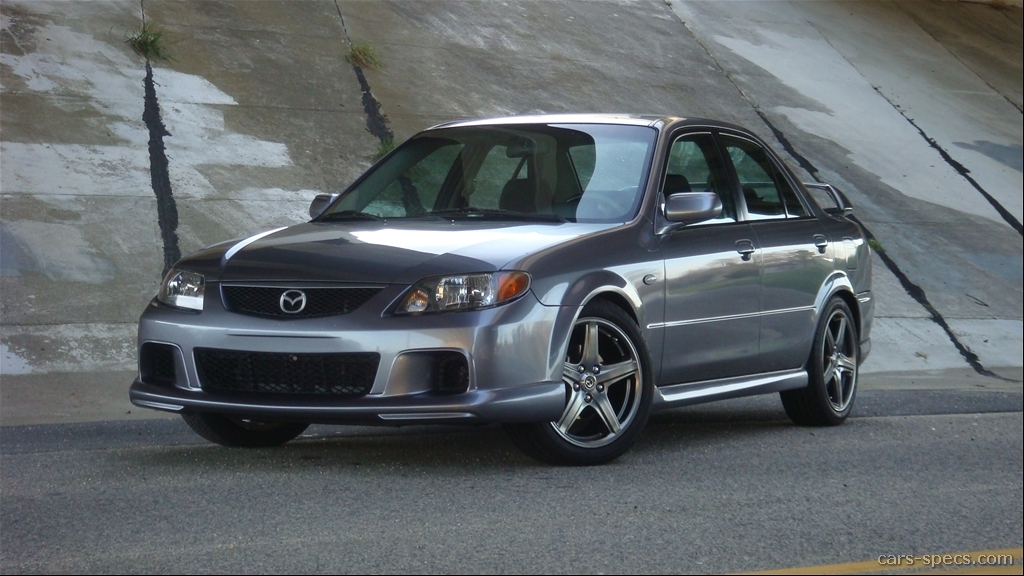2003 mazda mazdaspeed protege sedan specifications. Black Bedroom Furniture Sets. Home Design Ideas