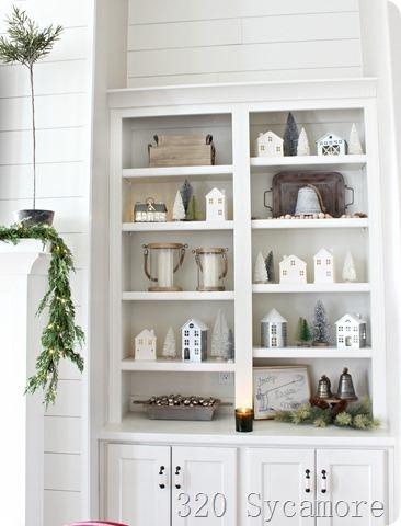 target houses christmas decor