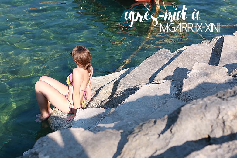 mgarr ix-xini, belle plage Gozo, plus beaux endroits Malte, tournage film angelina jolie, mer méditerranée