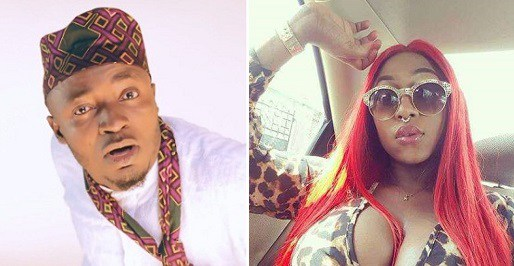 'Keep my name out of your mouth' – Mc Galaxy Slams Cynthia Morgan in Messy Instagram Beef