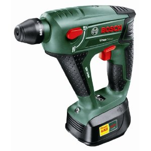Buy Bosch Uneo Maxx 18-Volt 3-in-1 Cordless Li-Ion SDS Hammer and Drill/Driver