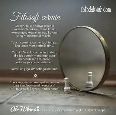 Hari-hari Tengok Cermin, Tapi...