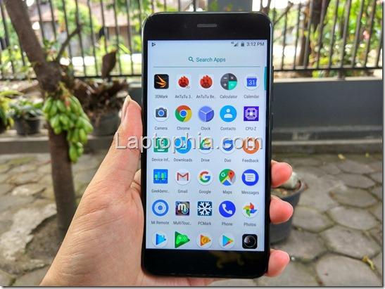 Impresi Awal Xiaomi Mi A1 Android One