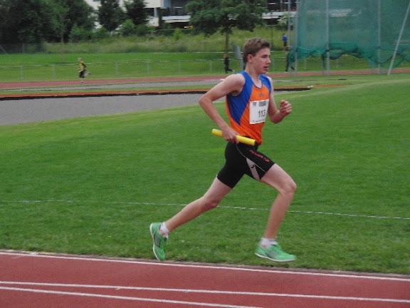 Innerschweizer Staffelmeisterschaft in Zug