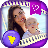 Family Photo Video Maker – Family Movies Maker