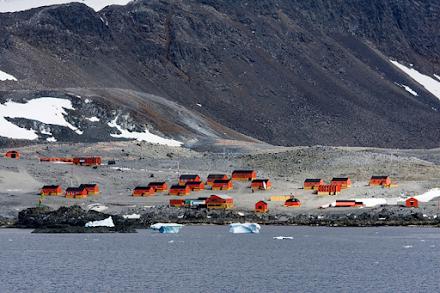 Ανταρκτική : Αναγνωρίστηκε επίσημα απο τα Ηνωμένα Έθνη το ρεκόρ υψηλής θερμοκρασίας που καταγράφηκε στις 6 Φεβρουαρίου του 2020