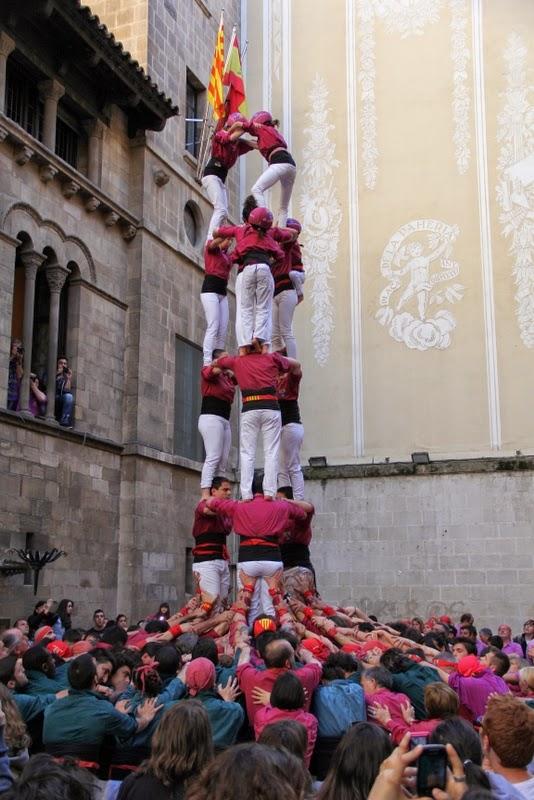 19è Aniversari Castellers de Lleida. Paeria . 5-04-14 - IMG_9401.JPG