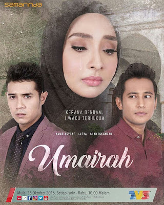 Image result for UMAIRAH DI TV3