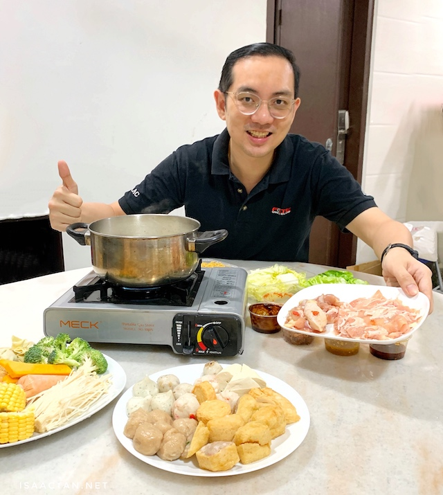 Chinese New Year Hot Pot - Elevated with Anchor Extra Yield Cooking Cream