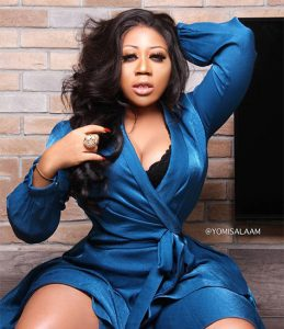 I missed good sex, actress Moyo Lawal reveals