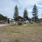 Sheltered barbecue at Webb Park in Redhead  (391280)
