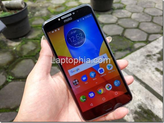 Impresi Awal Motorola Moto E4 Plus