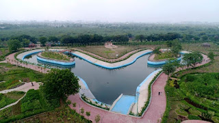 SCIENCE CITY AHMEDABAD DRONE VIEW PHOTOS