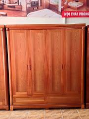 Tủ quần áo gỗ MS-209