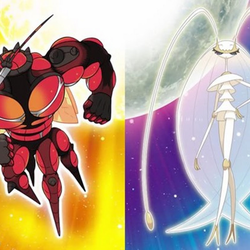 Pokémon Sun & Moon – So kommen Sie zu allen Ultra Beasts (Guide)